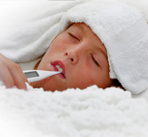 10 Home Remedies for High Fever in Children