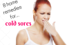 at home remedies for cold sores