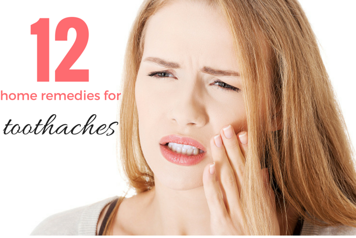 12 Home Remes For A Toothache