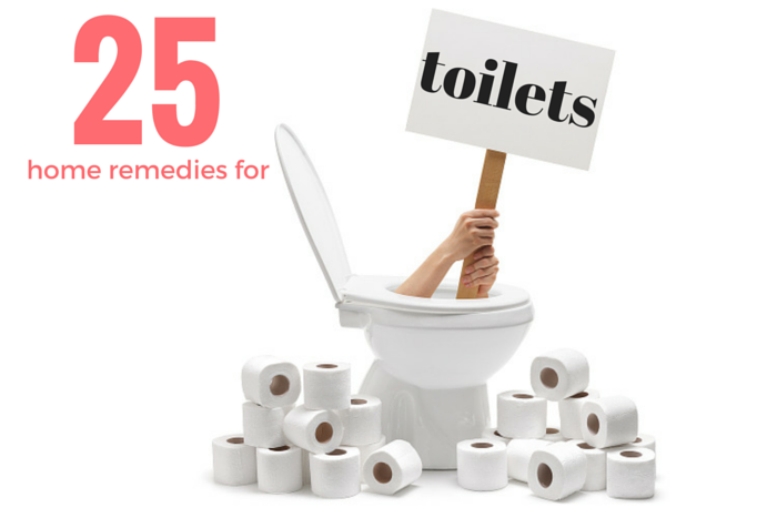 home remedies for your toilet