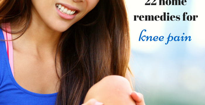 knee pain home remedies and cures