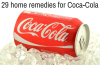 home remedies for coca-cola