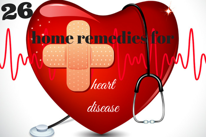 heart disease home remedies