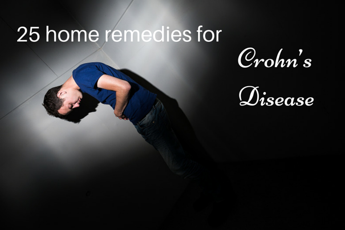 25 home remedies for crohn's disease