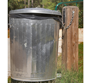 Home Remedies for Trash Cans