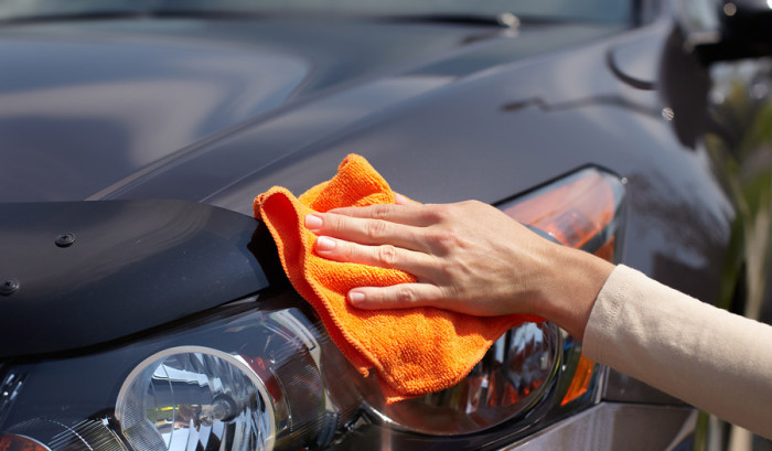 car cleaning remedies