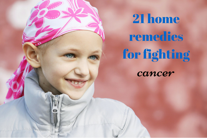 fight cancer using home remedies
